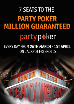 Party Poker Promo