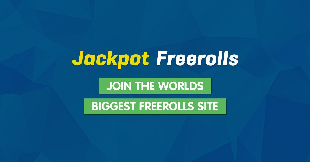 Jackpotfreerolls
